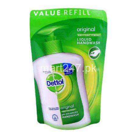 Dettol Hand Wash Refil 150 Ml Original
