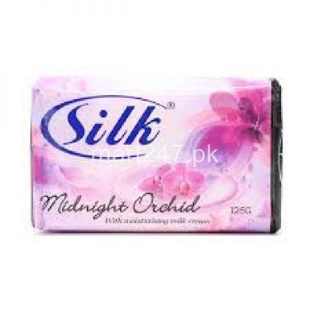 Silk Soap 115 Grams Midnight Orchid