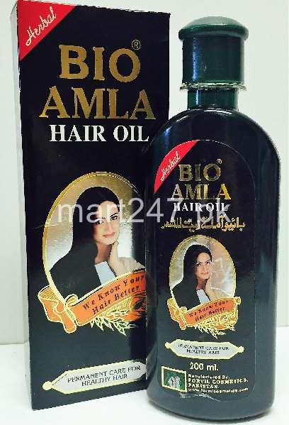 Bio Amla Hair Oil 200 ML