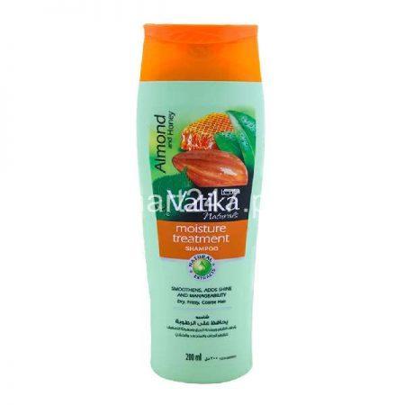 Vatika Moisture Shampoo Almond And Honey 200 Ml
