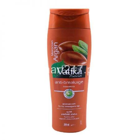 Vatika Argan Shampoo 200 ML