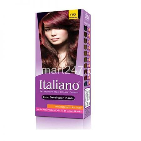 Italiano Hair Colour Mahogany Shade # 09