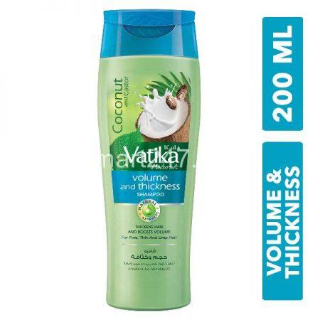 Vatika Volume And Thickness Shampoo 200 ML