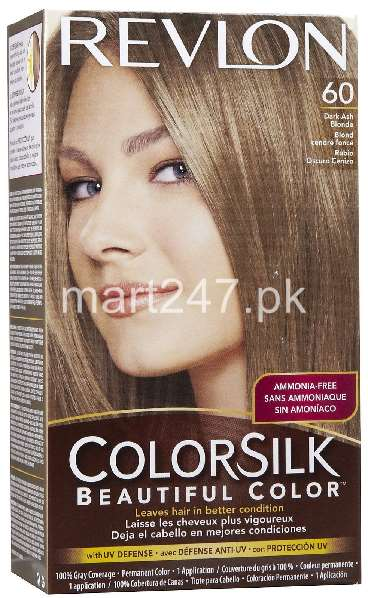 Revlon Dark Hash Blonde 60