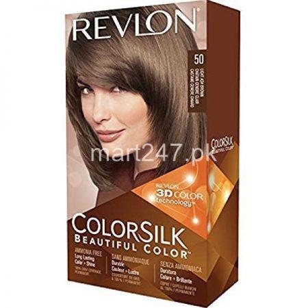 Revlon Light Ash Brown 50