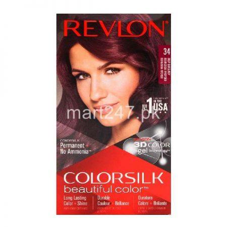 Revlon Deep Burgundy 34