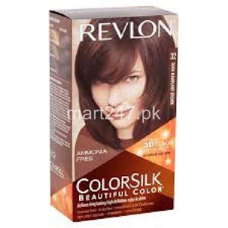 Revlon Dark Mahogany Brown 32