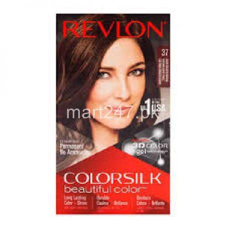 Revlon Dark Golden Brown 37