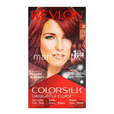 Revlon Vibrant Red 35