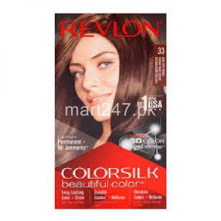 Revlon Dark Soft Brown 33