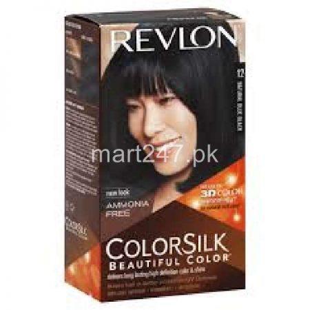 Revlon Natural Blue Black 12