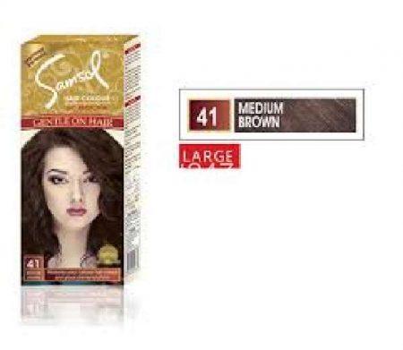 Samsol Medium Brown/41 Large