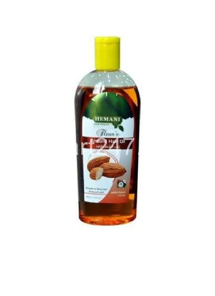 Hemani Sweet Almond Hair Oil 200 ML