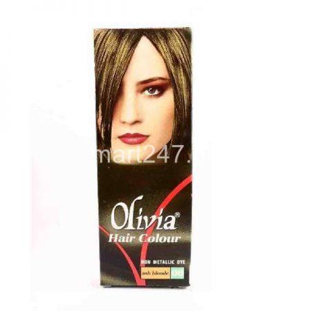 Olivia Hair Color Ash Blonde 06 50 ML