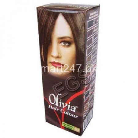 Olivia Hair Color Medium Brown 03 50 ML