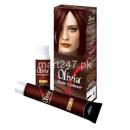 Olivia Hair Color Dark Brown 02 50 ML