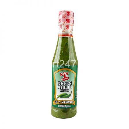 Key Brand Green Chilli Sauce 350 G