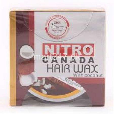Nitro Canada Hair Wax With Coconut