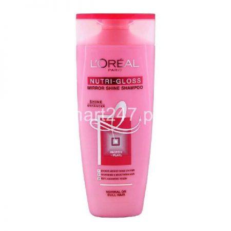 Loreal Normal Or Dull Hair Nutri Gloss Shampoo 360 Ml