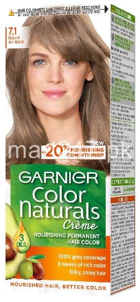 Garnier Hair Colour Ash Blonde 7.1