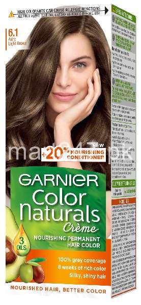 Garnier Hair Colour Dark Ash Blonde 6.1