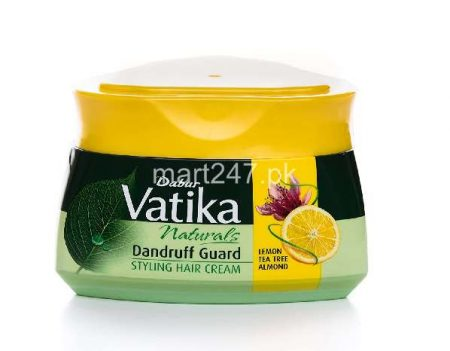 Vatika Naturals Hair Styling Dandruff Guard 70 Ml
