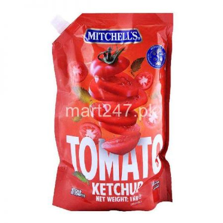 Mitchell's Tomato Ketchup Pouch 500 G