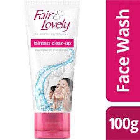 Fair & Lovely Fairness Clean Up Face Wash 100 G