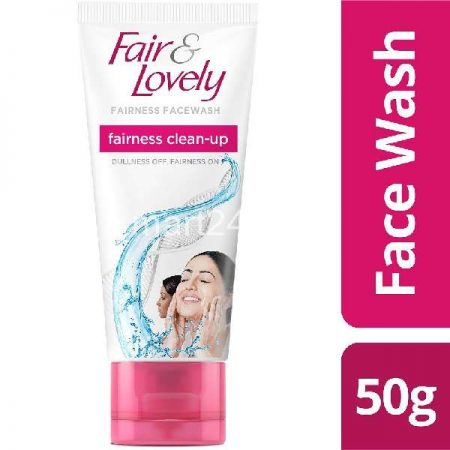 Fair & Lovely Fairness Clean Up Face Wash 50 G