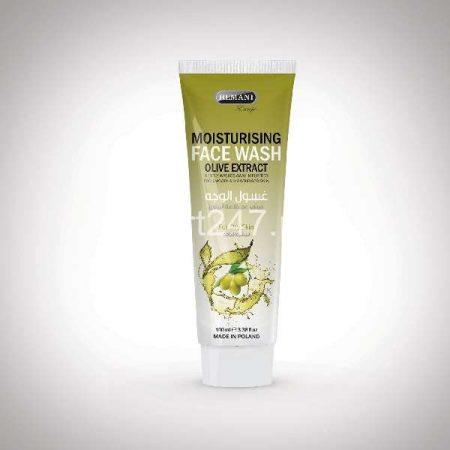 Hemani Face Wash Olive Extract 100 ML