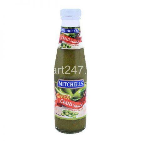 Mitchell's Green Chilli Sauce 280 G