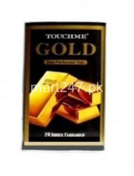 Touchme Gold Deo Perfumed Talcum Powder Small 80 G