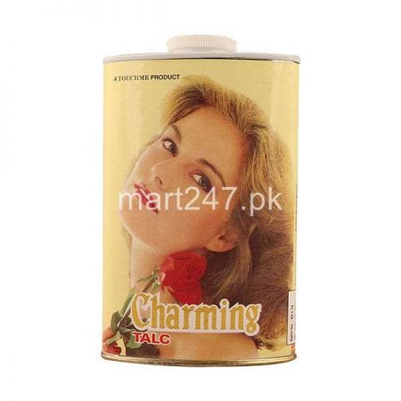 Touchme Charming Talcum Powder Large 200 G
