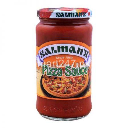 Salman Pizza Sauce 370 G