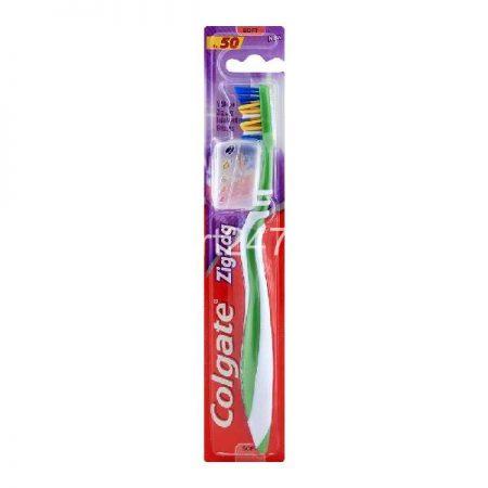 Colgate Zigzag Soft Tooth Brush