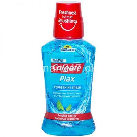 Colgate Mouthwash Plax Cool Mint 250 Ml