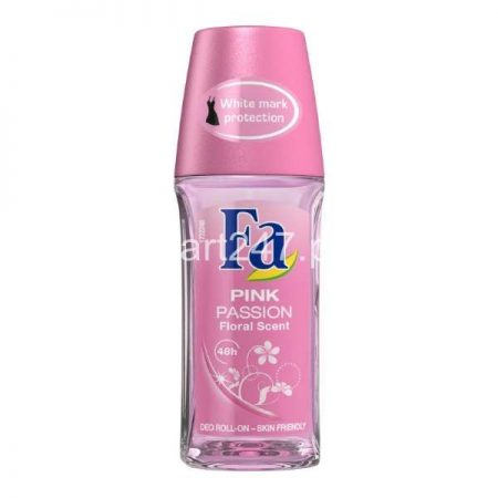 Fa Pink Passion Floral Scent 50 Ml Roll On