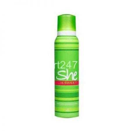 She is Sweet Deodorant 200 ML
