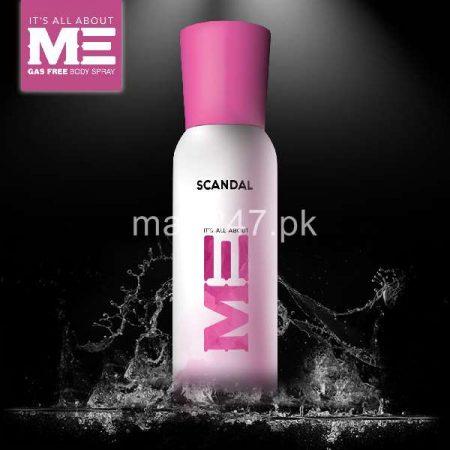 Me Scandal Body Spray 120 ml