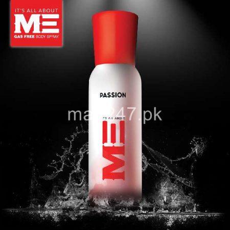 Me Passion Body Spray 120 ml