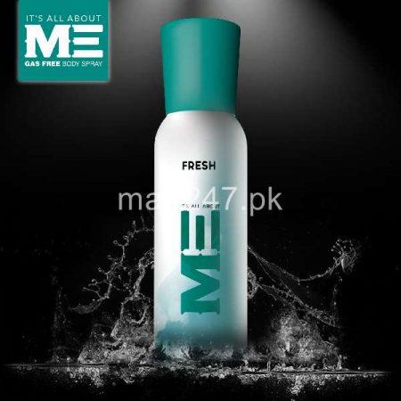 Me Fresh Body Spray 120 ml