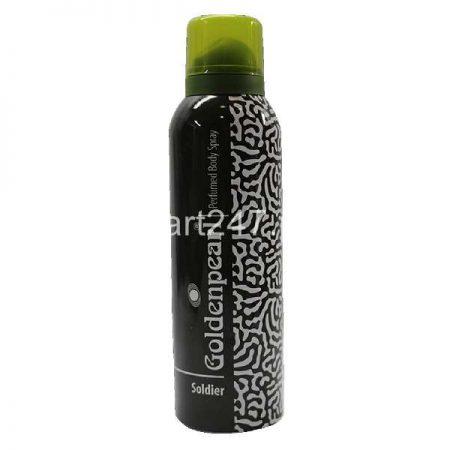 Golden Pearl Body Spray Soldier 200 ml