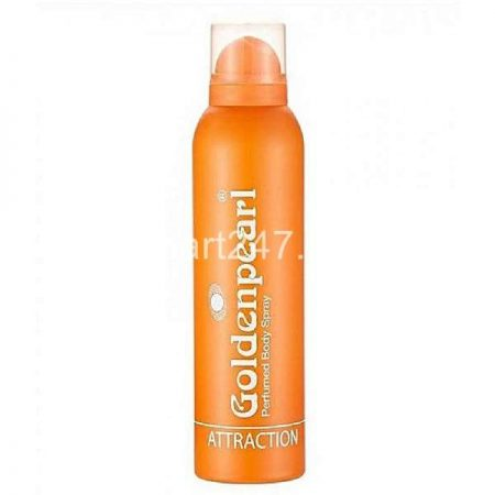 Golden Pearl Body Attraction 200 ml
