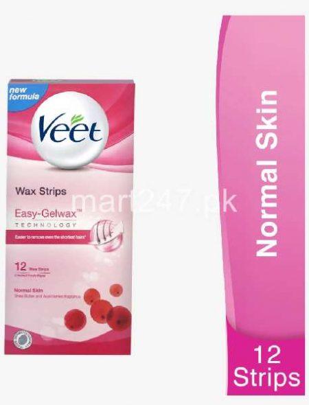 Veet Cold Wax Strips Normal