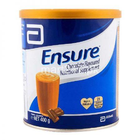 Ensure Chocolate Milk Powder 400 G