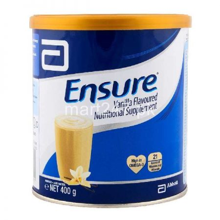 Ensure 400 G Vanilla Milk Powder