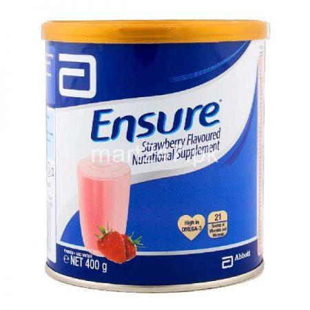 Ensure 400 G Strawberry Milk Powder
