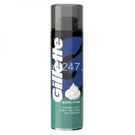 Gillette Shaving Foam 200 G Sensitive Skin