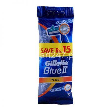 Gillette Blue 2 Plus 3 Pieces
