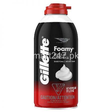 Gillette Foamy Regular Original 311 G